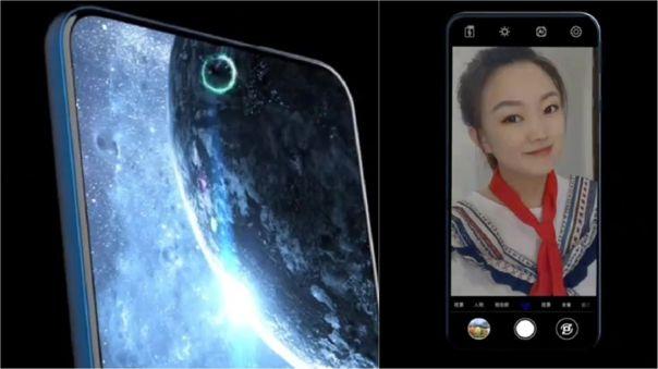 ¿La tecnología de cámara bajo la pantalla maduró lo suficiente como para llegar al mercado?