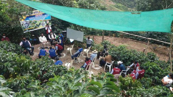 Comuneros de Yanahuaya reactivarán sus actividades económicas