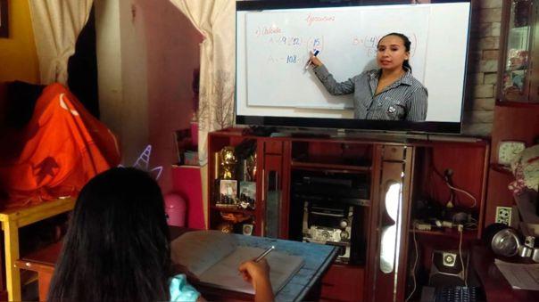 El ministro de Educación, Martín Benavides, anunció que desde los primeros días julio se entregarán las tablets a alumnos que no tengan acceso a la plataforma 'Aprendo en casa'.