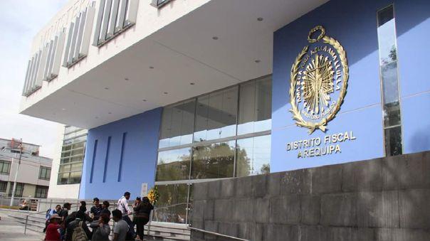 Fiscalía Arequipa