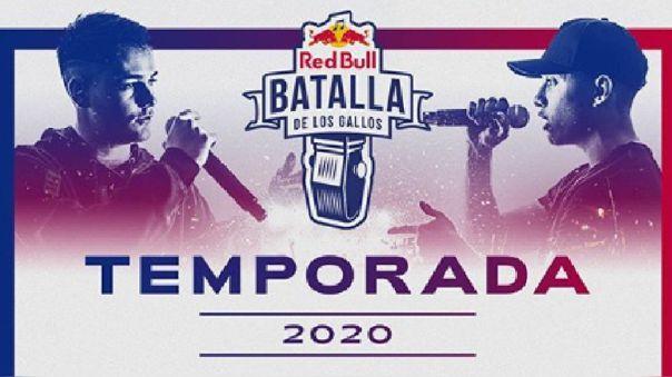 Red Bull Batalla de Gallos 2020