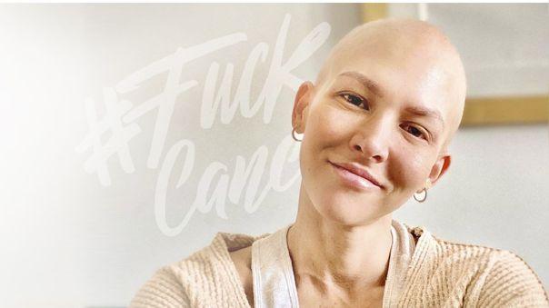 Hace dos semanas, la actriz peruana culminó con éxito su quimioterapia y ahora busca devolver un poco del apoyo al organizar