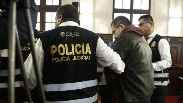 Walter Ríos pide salir de prisión.