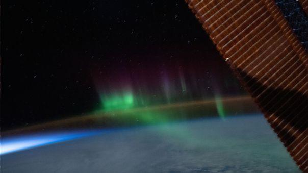 La imagen fue publicada por la NASA.