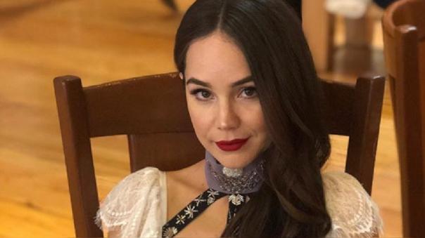 Camila Sodi aclara que no quiere igualar a Bárbara Mori.