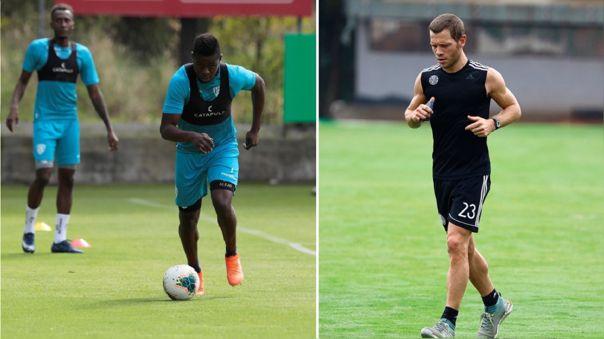 Clubes de Ecuador y Paraguay volvieron a los entrenamientos después de casi 3 meses
