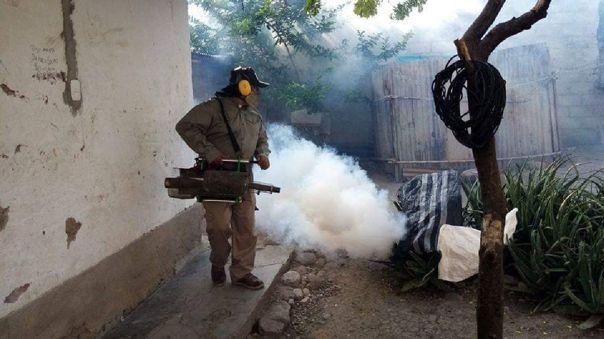 Dengue en Bagua