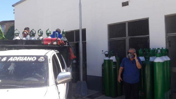 Minsa informó que se entregaron 900 balones de gas para Loreto