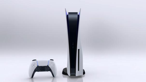 La PlayStation 5 estándar con lector de Blu-Ray.