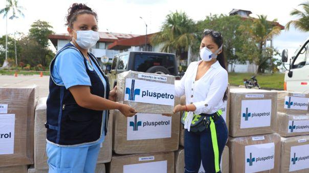 Pluspetrol Norte continúa apoyando a Loreto en la lucha contra el coronavirus
