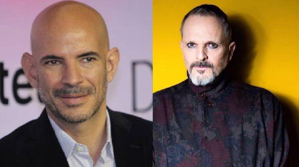 Ricardo Morán responde a Miguel Bosé.