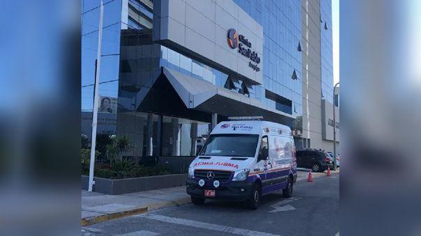 clínica San Pablo
