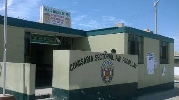 Comisaría Pocollay