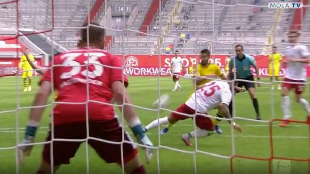 Borussia Dortmund vs. Fortuna Dusseldorf