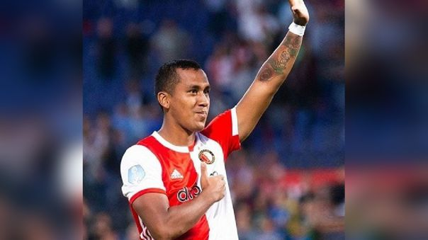 Renato Tapia se despidió del Feyenoord con emotivo mensaje en Instagram