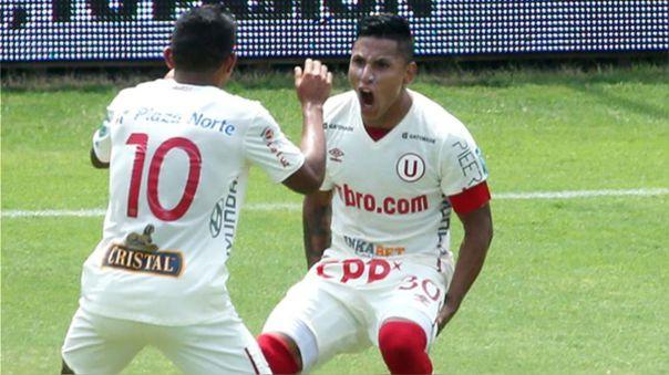 Raúl Ruidíaz jugó por última vez en Universitario en 2016