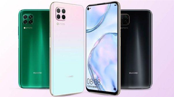 Las ventas de Huawei superaron las expectativas en abril.