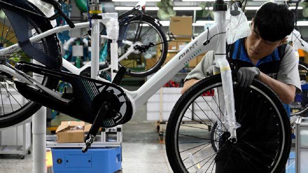 En Estados Unidos, las ventas de bicicletas de competición o de bicicletas para ir al trabajo aumentaron un 66%.