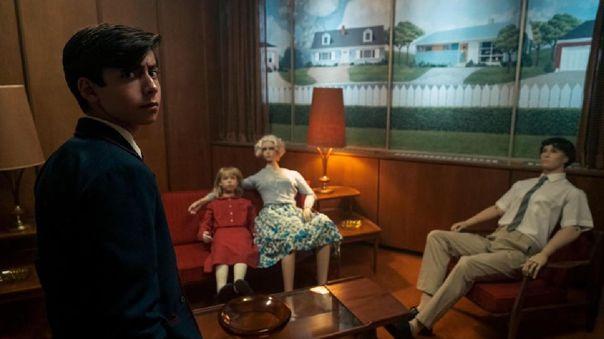 Netflix revela primeras imágenes de The Umbrella Academy 2