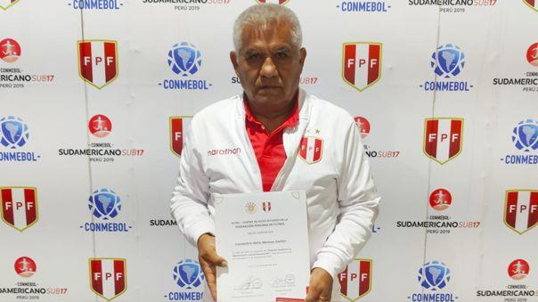 Abilio Meneses fue campeón del torneo de reservas con Sport Huancayo
