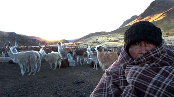 Frío en Puno