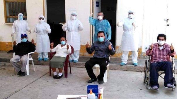 Toda una familia venció el nuevo coronavirus