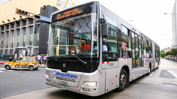 Metropolitano respondió a protestas.