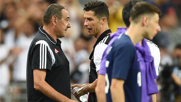 Juventus perdió ante Nápoli en la final de la Copa Italia