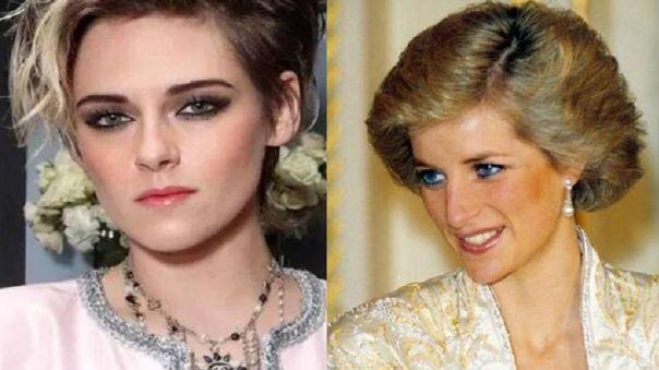 Kristen Stewart interpretará a la princesa Diana en 'Spencer'