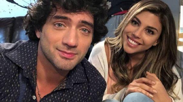 Pablo Heredia habló sobre el beso que se dio con Alondra García Miró.
