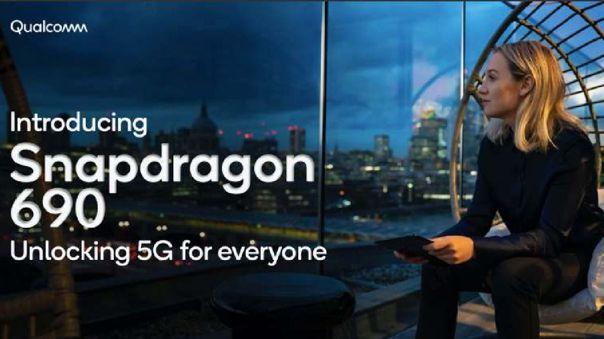Qualcomm anuncia su nuevo procesador con conectividad 5G dirigido a la gama media