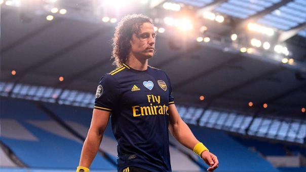 Ingresó, generó los goles del rival y fue expulsado: David Luiz analiza retirarse del fútbol