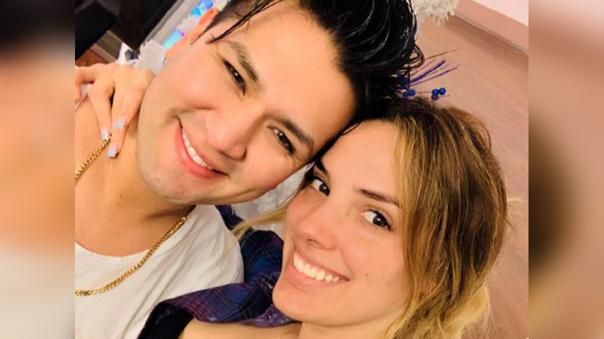Deyvis Orosco y Cassandra Sánchez De Lamadrid
