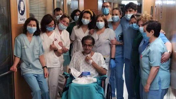 Óscar Felicio Silva Saturne ya se encuentra en casa con su familia en Uruguay.