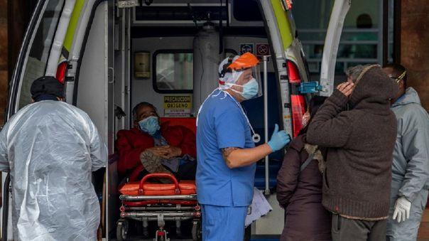 Chile alcanzó los 225 103 infectados y 3 841 fallecidos por coronavirus.