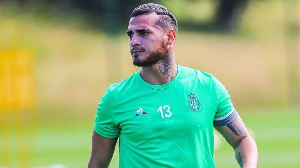 Miguel Trauco juega en Saint Étienne desde el 2019