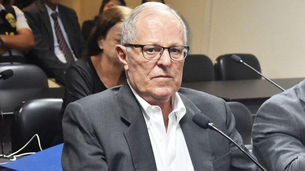 Pedro Pablo Kuczynski, investigado dentro del caso Odebrecht.