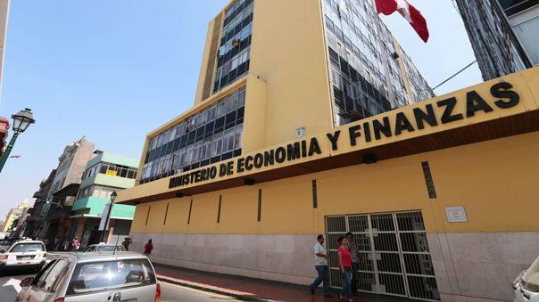 El programa Reactiva Perú es manejado por el Ministerio de Economía y Finanzas, que dirige la ministra María Antonieta Alva.