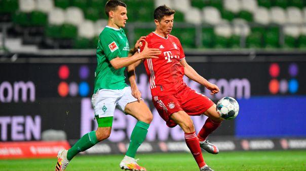 Bayern Munich vs. Friburgo