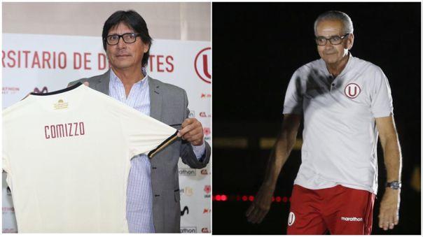 Ángel Comizzo reemplazará a Gregorio Pérez en Universitario de Deportes