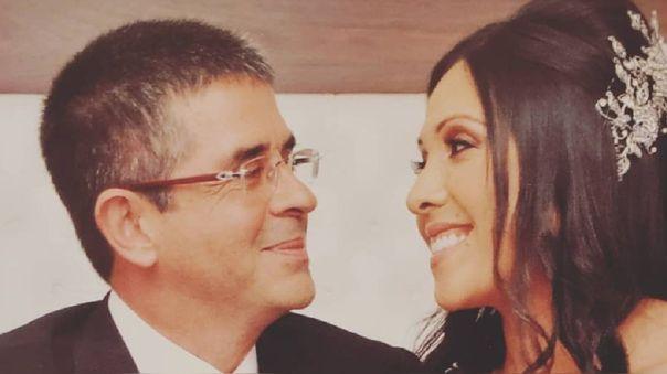 Tula Rodríguez y Javier Carmona