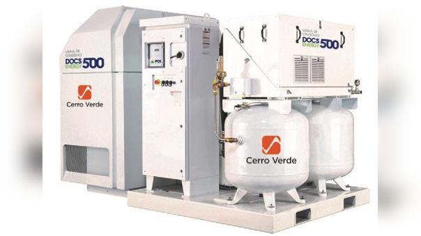 Planta generadora de oxígeno