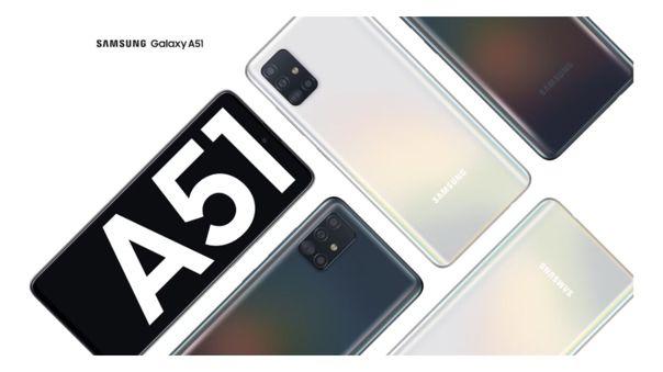 El Galaxy A51 representa la oferta de gama media más exitosa de Samsung.