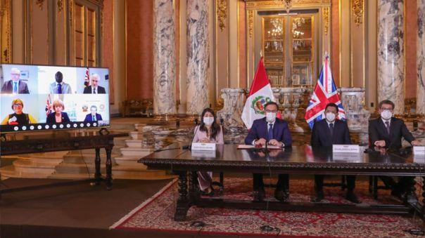 Acuerdo de Gobierno a Gobierno