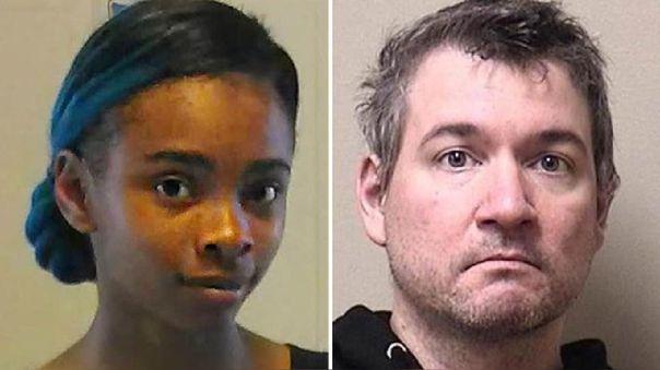 Randall Volar III contactó a la joven cuando esta tenía 16 años. El hombre de 34 años abusó de ella sexualmente durante un año.