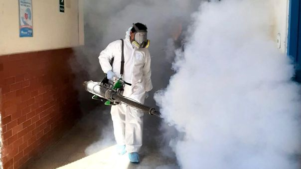 Hospital Almanzor se convirtió en un foco de contagio de dengue