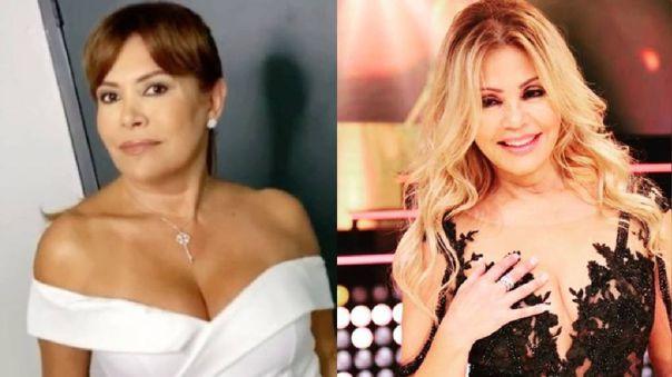 Magaly Medina asegura que Gisela Valcárcel no quiere que participe de la Teletón.