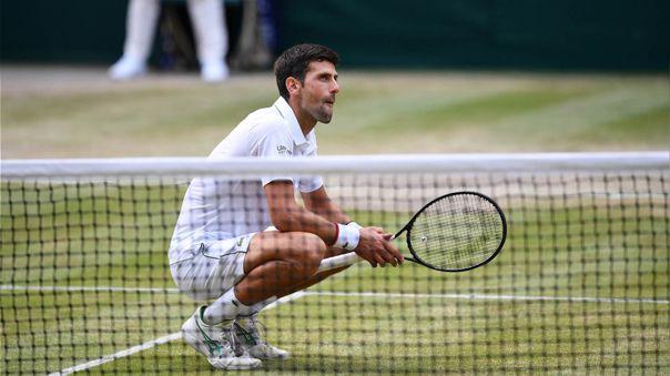 Novak Djokovic es el número 1 del ránking ATP
