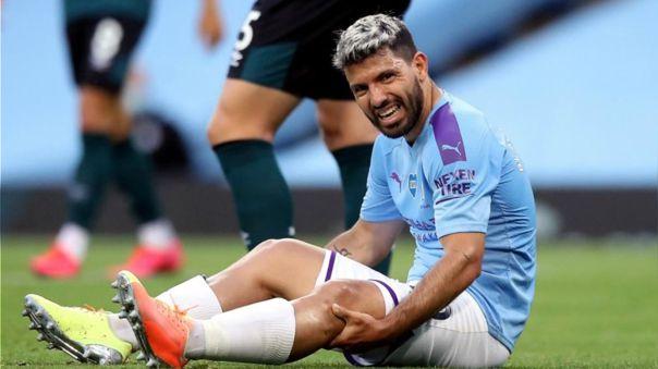 Sergio Agüero viajará a Barcelona para operarse la rodilla: ¿Cuánto tardará su recuperación?