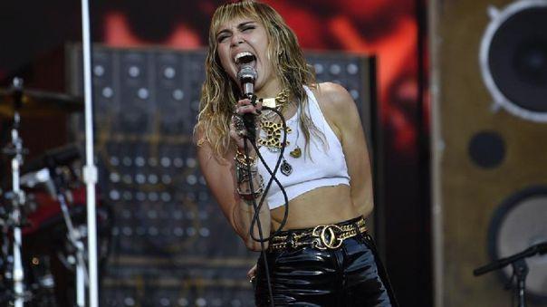 Miley Cyrus habló sobre el problema que tuvo por el uso excesivo de las cuerdas vocales